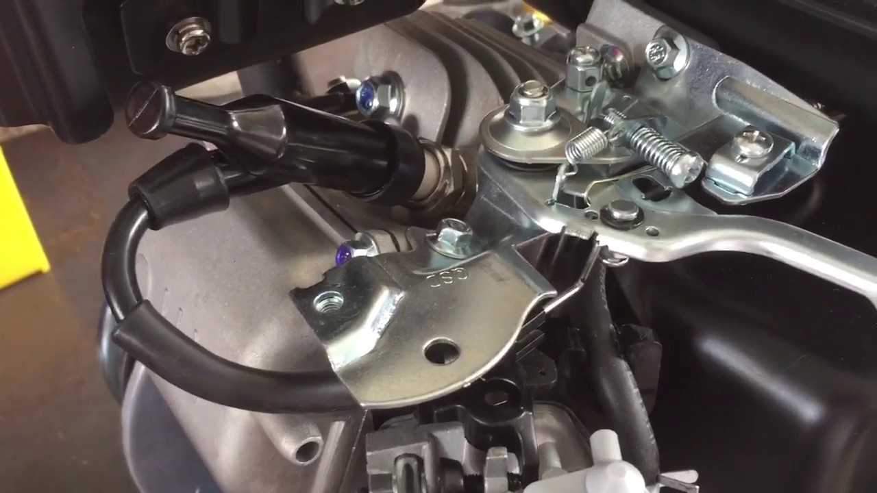 De-governed Predator Throttle Linkage