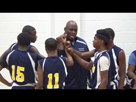 Pt.-4 Eagle Academy-Nwk, Junior Varsity  vs Morristown Beard H.S. 12-16-2017