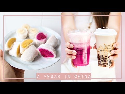 A Vegan Vlog in China // food, accupuncture, meet my fam