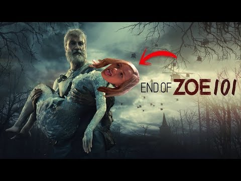 SALVANDO A ZOEY 101   Resident Evil 7