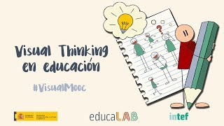 Trailer Visual Thinking en educación #VisualMooc
