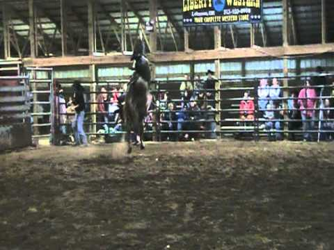 Fox Hollow Rodeo Wild Ride Youtube
