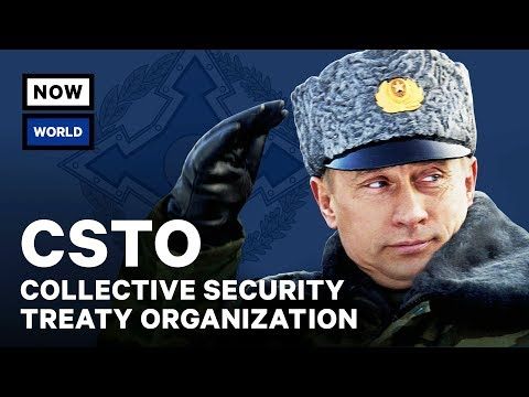 How Powerful is Russia's Largest Military Alliance? | NowThis World