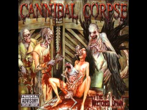 Cannibal Corpse - The Wretched Spawn [HQ]