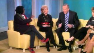 The View: Whoopi & Joy Behar Walk Off Stage During O