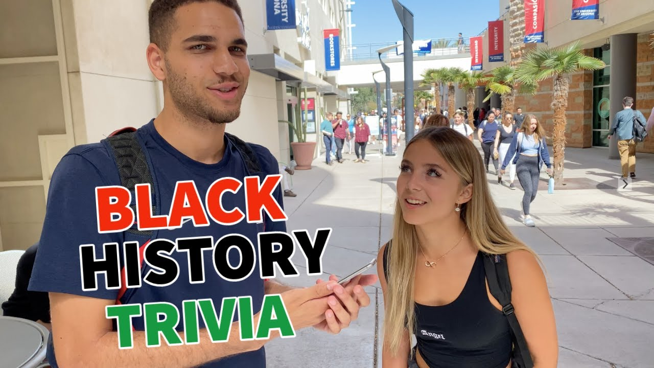 Black History Questions | Black History Month Trivia