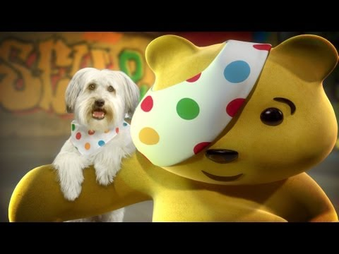 """Pudsey and Pudsey - Children in Need 2012 - BBC One"""