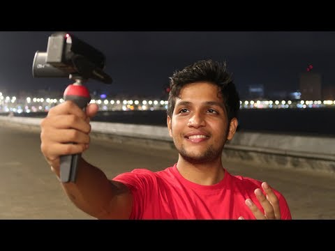 MARINE DRIVE NIGHT VLOG