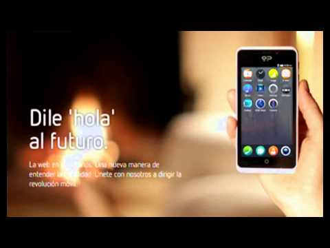 Geeksphone Revolution Unveiled (Firefox OS/Android 4.2.2 & More!)
