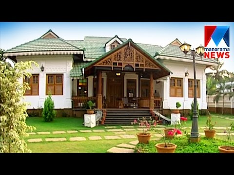 Asiyas colonial and islamic style house veedu old for Manorama veedu photos