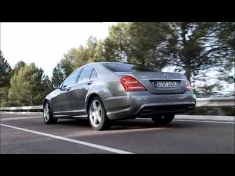 Officially new mercedes s500 4matic 2010 driving youtube for Mercedes benz s500 2010
