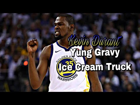 """Kevin Durant Mix - """"Ice Cream Truck"""" Yung Gravy"""