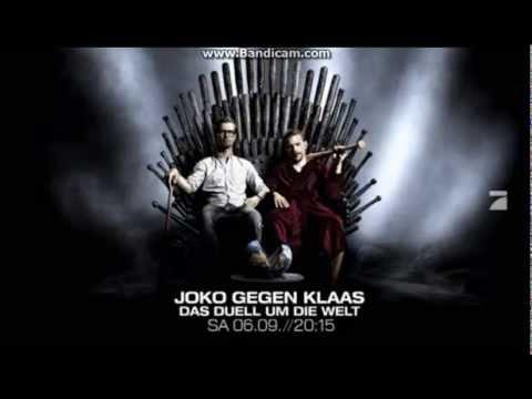 Joko Und Klaas Duell Um Die Welt Team