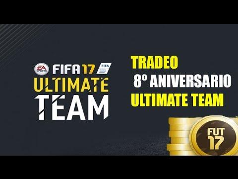 [TRADEO A LARGO PLAZO] SBC ANIVERSARIO FUT 17 | Tradeo Jugadores Media 84 | Fifa 17 Ultimate Team