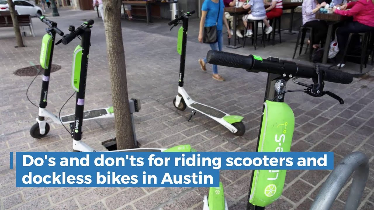 Scooter is in a tree': Complaints to Austin 311 highlight safety