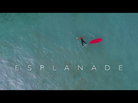 ESPLANADE – Beyond Barrels | The Surfer's Story