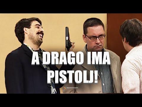Djordje Cvarkov - DRAGANE IZVADI PISTOLJ I UBIJ GA! | 40 min