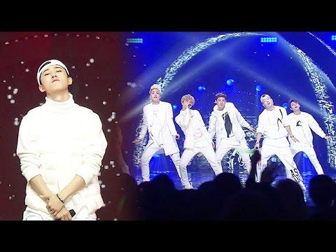 《RHYTHMICAL》 iKON(아이콘) - 리듬 타(RHYTHM TA) @인기가요 Inkigayo 20151018