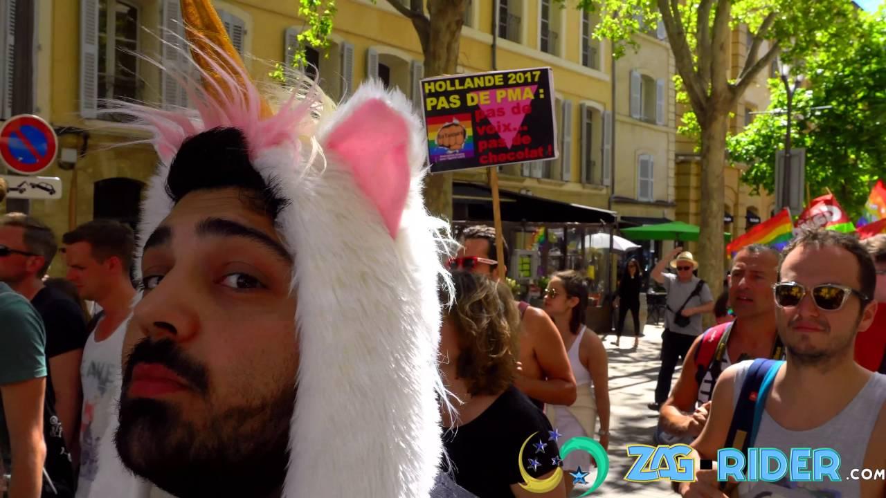 gay pride rencontre à Aix en Provence