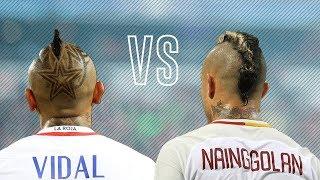 Radja Nainggolan vs Arturo Vidal  ● Beast vs Beast ● Best Skills, Goals & Tackles ● 2016 ● HD