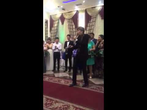 Тамада зажигает на казахской свадьбе! Позитивчик!