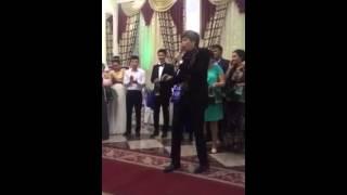 Тамада зажигает на казахской свадьбе! Позитивчик!(Если Вам понравилось это видео, ставим лайки и подписываемся на мой канал!, 2015-05-18T13:42:07.000Z)