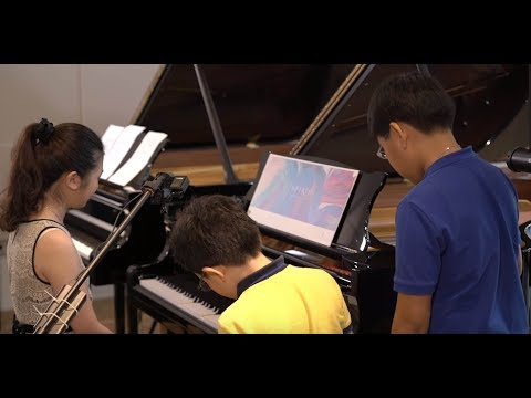 *3 New Lectures* The Steinway Lecture Series: What does a well-rounded music education mean?