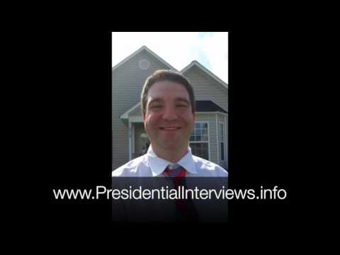 Scott Cole (R) For President 2016 Presidential Candidate Interview - Audio
