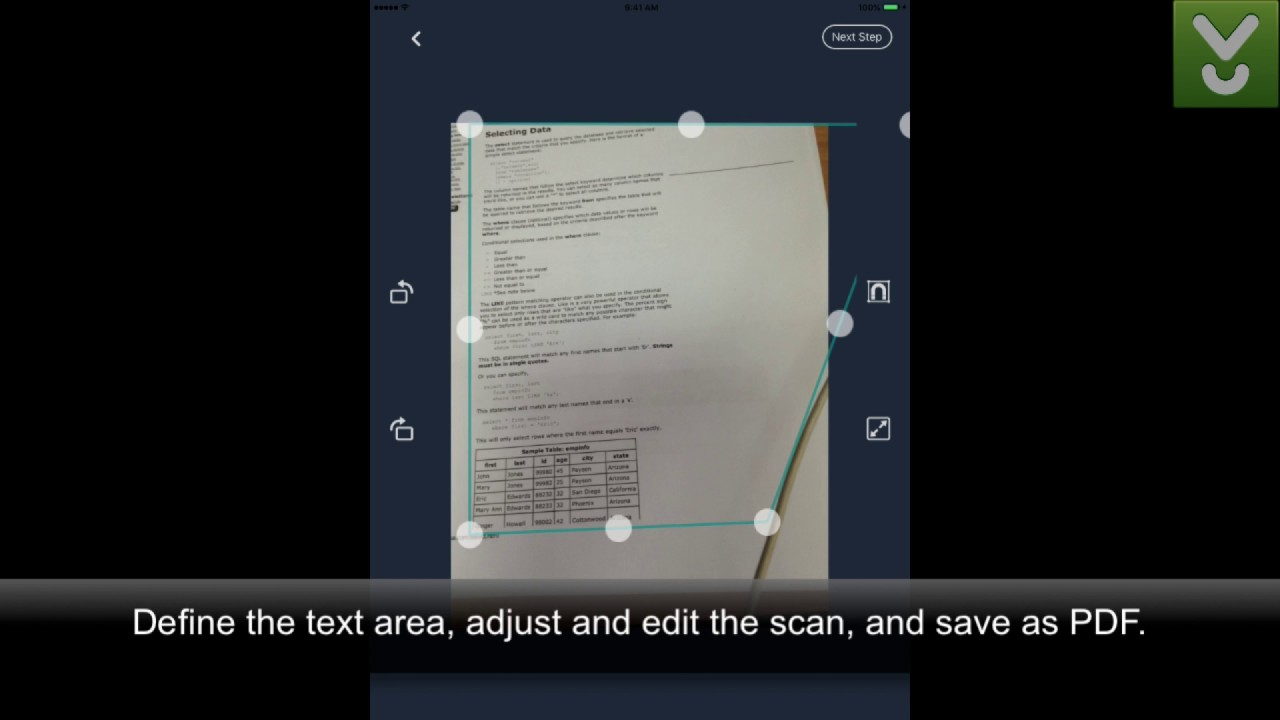 CamScanner for PC - Windows and Mac - Free Download - YouTube