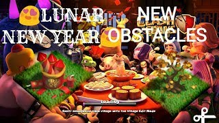 😮🙄NEW UPDATE LUNAR NEW YEAR IN CLASH OF CLANS FIRST BIG UPDATE OF 2018.