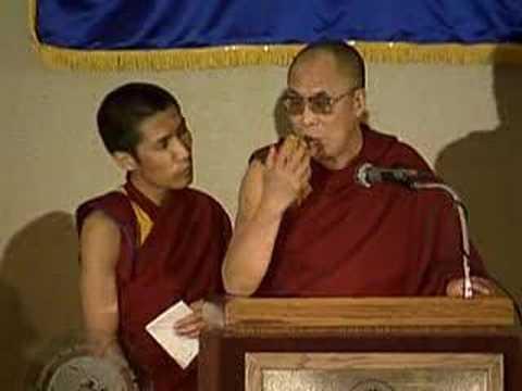 The Dalai Lama on Non-Violence