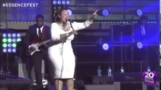 Kierra Kiki Sheard - The Battle Is Not Yours - Tribute to Yolanda Adams