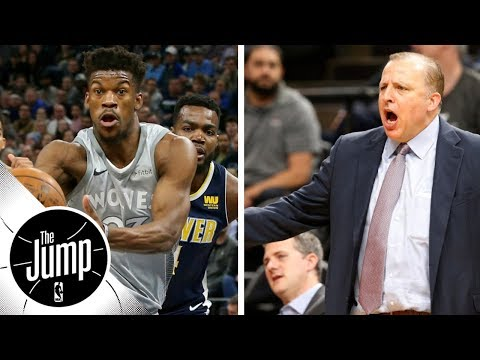 Who should Timberwolves want in a Jimmy Butler trade? | The Jump | ESPN