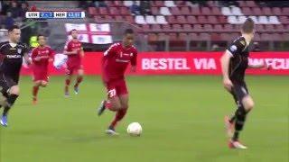 FC Utrecht - Heracles Almelo 4-2 | 29-11-2015 | Samenvatting