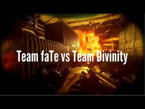 Team faTe vs Team Divinity - Genetic Gaming Ramadan Tournament.