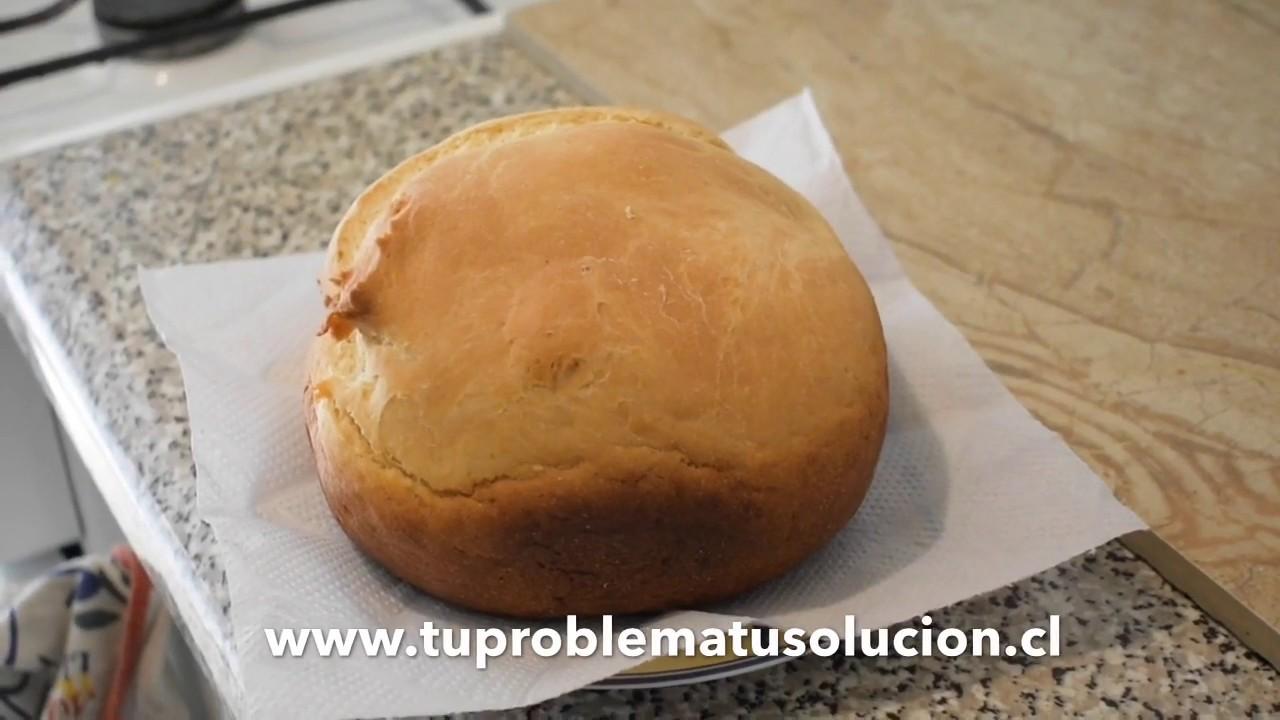 Cómo Hacer Pan Con Levadura En Amasadora Recco Youtube