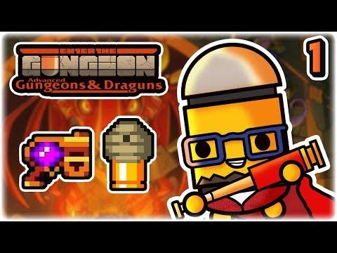 Gungeon Reborn   Part 1   Let's Play: Enter the Gungeon Advanced Gungeons and Draguns AG&D Gameplay