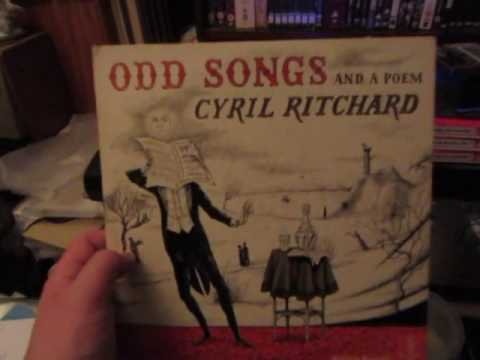 Colour Blind -  Sung by Cyril Ritchard - Rare Vinyl LP