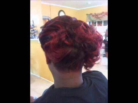 Ocean Wave Updo YouTube
