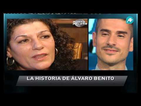 La emotiva historia de Álvaro Benito