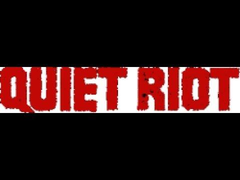 Quiet Riot - Metal Health (Lyrics on screen)