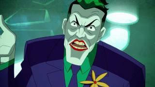 Джокер выбирает кого спасти. Харли Квин или Бетмен? | Харли Квин