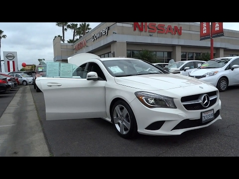 2015 Mercedes Benz CLA Class Cerritos, Los Angeles, Buena Park, South Bay,  Downey, CA PD02623R