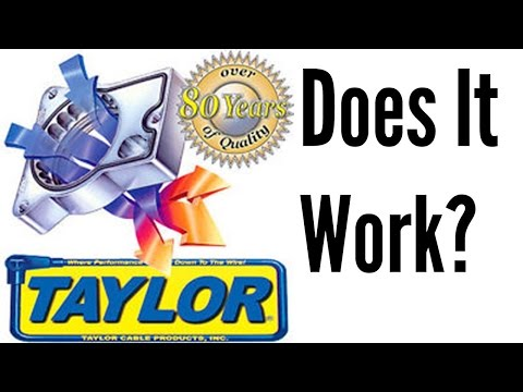 Taylor Helix Power Tower Plus Throttle Body Spacer Results