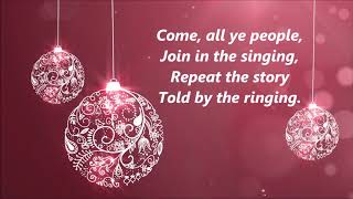 Ray Conniff - Ring Christmas Bells (Lyrics)