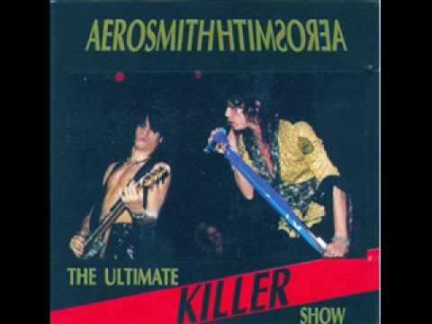 Aerosmith Toys In The Attic Live Philly 78 Youtube