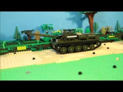 Курская дуга 1 серия   ★ Лего Андрей