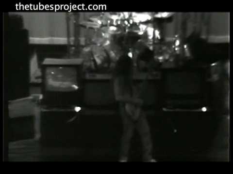 """The Tubes, """"Now"""" Spring Tour, 1977 9"""