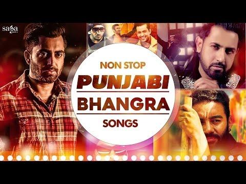 New Year Party Mashup | Non-Stop Punjabi Bhangra Dance Songs 2016 - 2017 | Best Punjabi Dance Songs