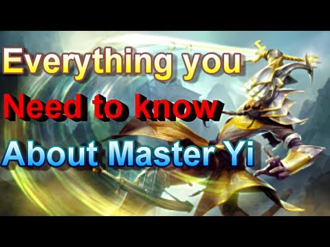 how to play master yi s7